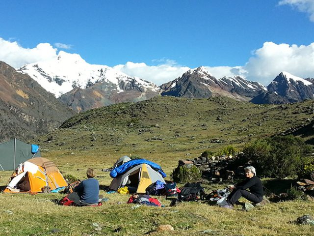 Quilcayhuanca to Cojup Trekking – 3 days / 2 nights