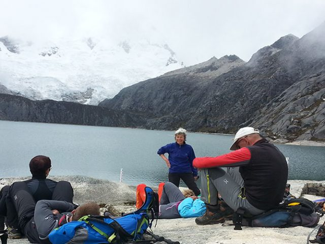 Cedros Alpamayo trekking – 9 days / 8 nights