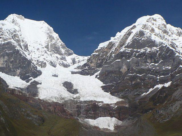 Huayhuash Trekking + Diablo Mudo Climbing – 10 Days