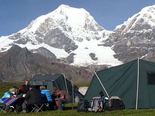 Queropalca to Jahuacocha Trekking – 6 days / 5 nights