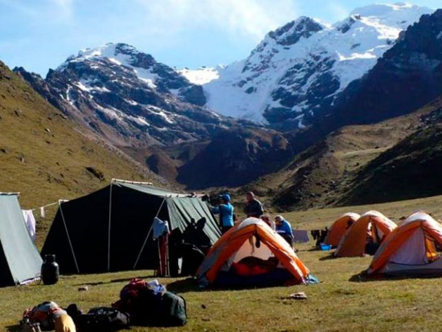 Huayhuash Trekking 10 Days / 9 Nights