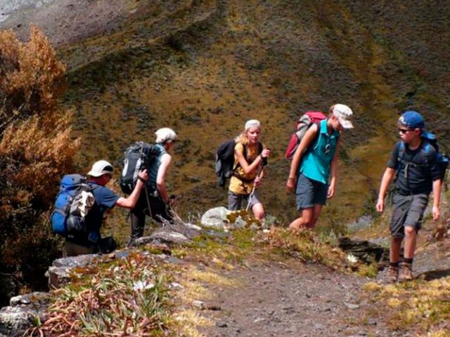 Huari to Chacas trekking 5 Days / 4 Nights