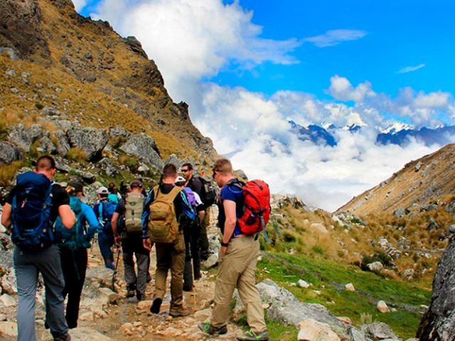 Salkantay to Machupicchu – 5 Days / 4 Nights