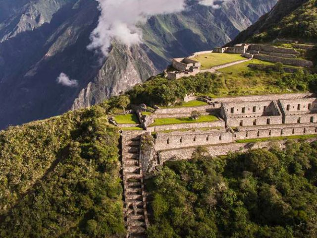Choquequirao Trekking – 4 Days / 3 Nights