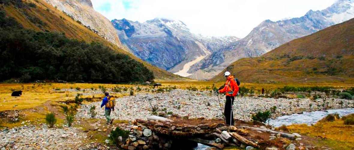 Santa Cruz to Pomabamba Trekking