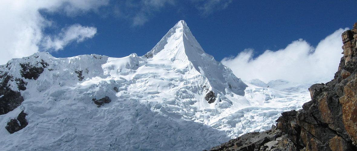 Climbing Pisco