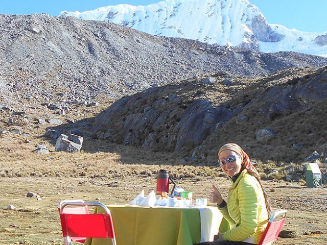 Inka Trail Trek + Pisco climbing and Alpamayo – 19 Days
