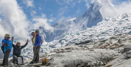 Inka Trail + Climbing Pisco and Huascaran