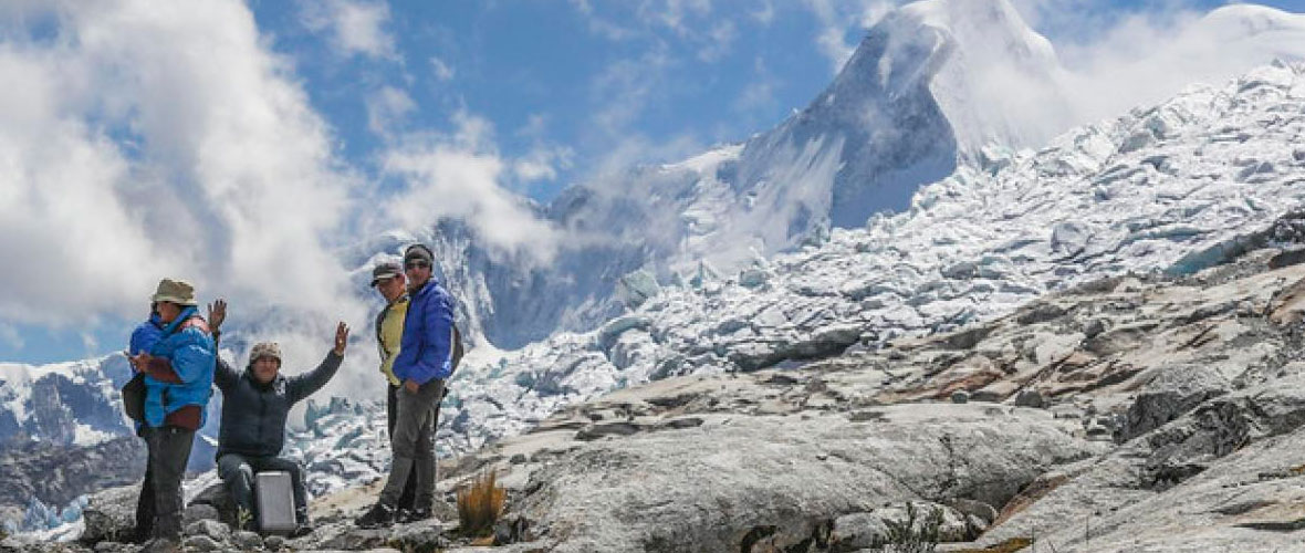 Inka Trail + Climbing Pisco and Huascaran