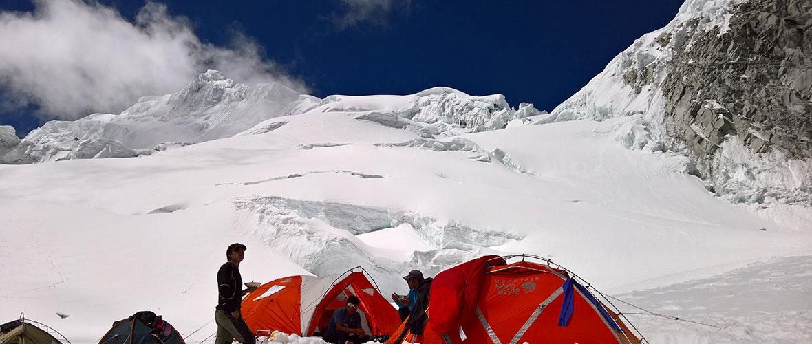 Inka Trail trek + Climbing Pisco and Chopicalqui