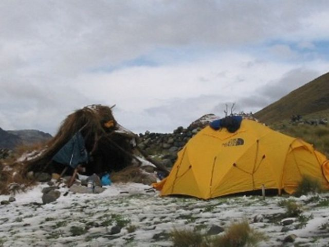 Olleros to Carhuascancha Trekking – 6 days / 5 nights