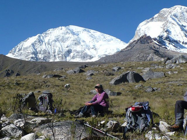 Inka Trail Trek + Pisco climbing & Alpamayo – 19 Days